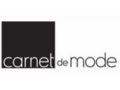 Carnet De Mode Coupon Codes August 2021